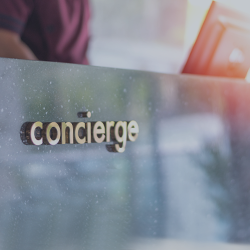 Concierge & employee well-being
