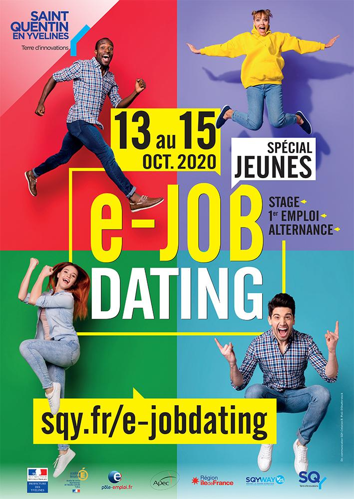 Phone Régie participates in the 1st edition of the E-jobdating special for the youth!